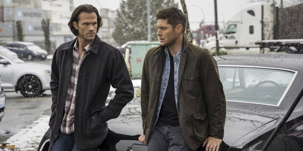 supernatural season 15b sam dean winchester the cw