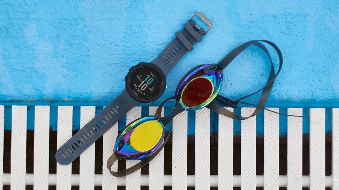 Garmin Swim 2 swim tracker lets you monitor your heart rate underwater
