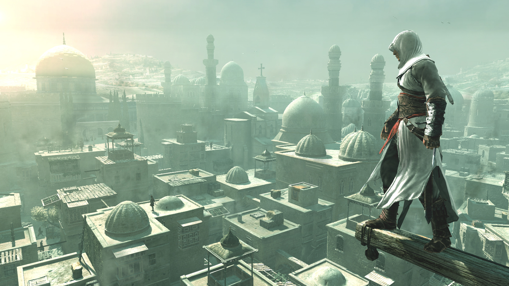 The original Assassin's Creed was an awkward, ambitious sign of things to come