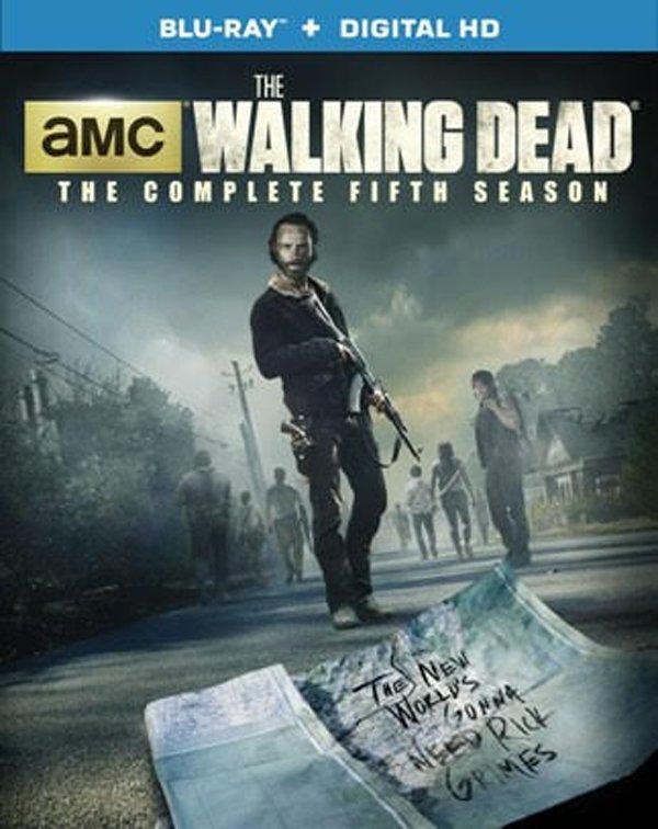 When Will Netflix Have Season 6 of 'The Walking Dead'?