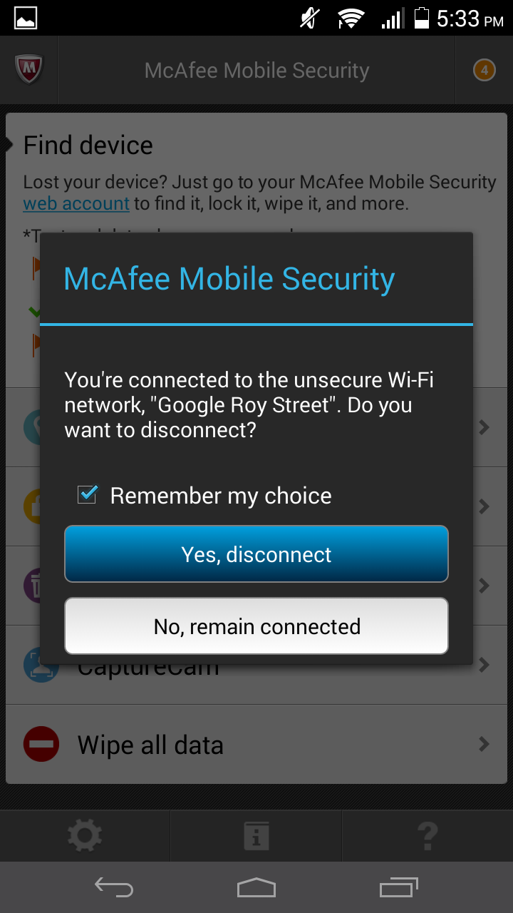 McAfee Mobile Security - Android Antivirus | Tom's Guide