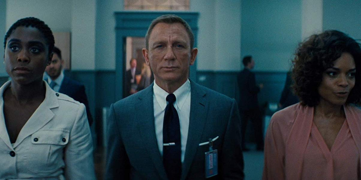 James Bond Exec Explains Why There Will Never Be A Female Bond - CINEMABLEND