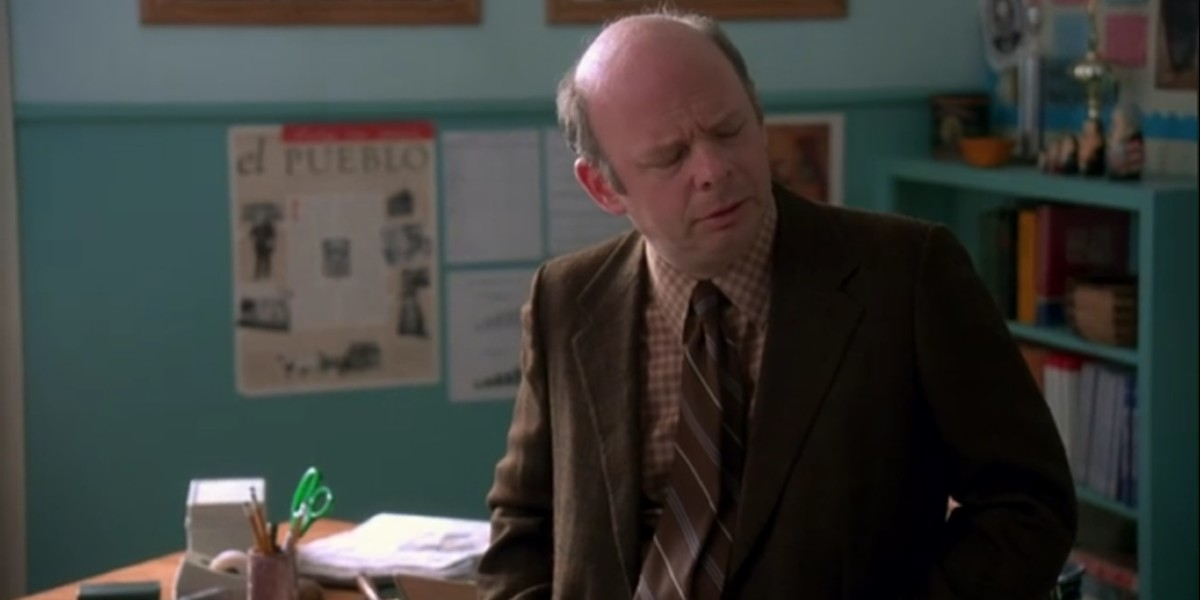 Wallace Shawn in Clueless