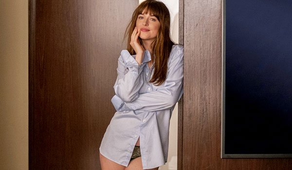 How Fifty Shades Freed Figured Out Which Underwear Worked Best For Ana Steele Cinemablend