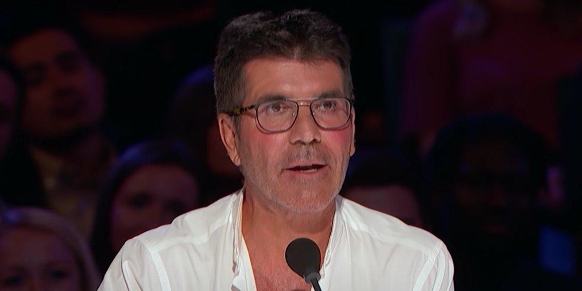Simon Cowell on America's Got Talent (2020)