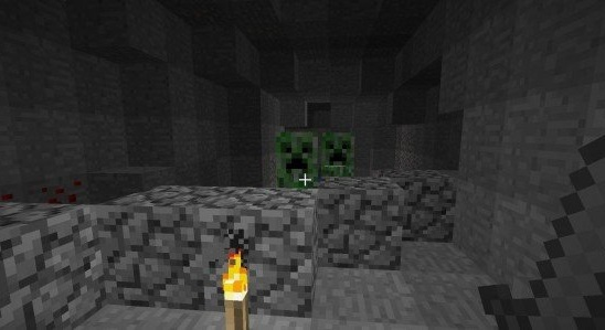 Creepers. Why did it have to be Creepers?