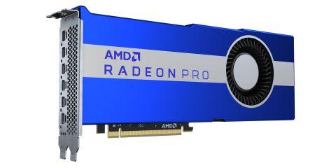 Radeon Pro VII Graphics Card