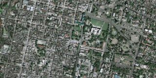 Satellite Photos Show Destruction from Haiti Earthquake