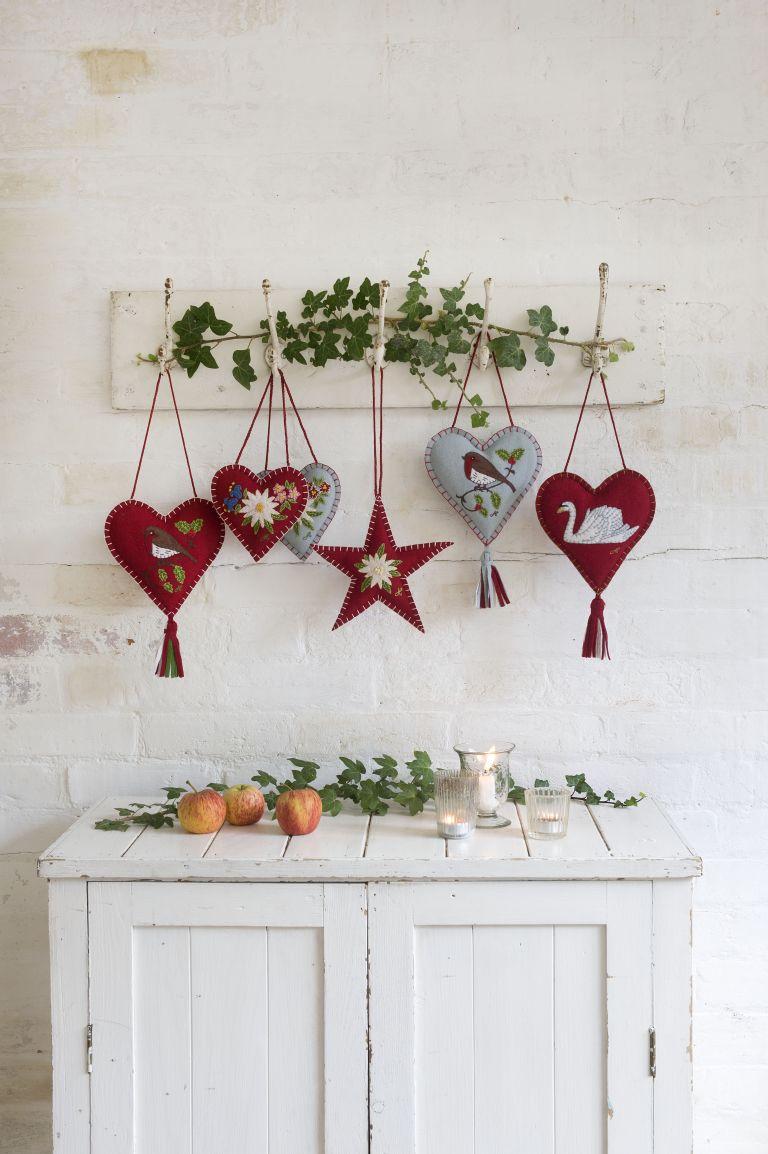 Nordic Christmas decorations
