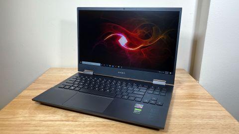 HP Omen 15 (AMD, 2020)