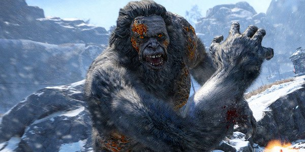 Full Far Cry 4 Map Reveals The Regions Of Kyrat: Far Cry 4 Yeti DLC Trailer And Screenshots Reveal Your