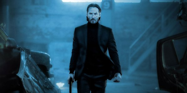Keanu Reeves Gets a Fitting in First 'John Wick: Chapter 2' Poster