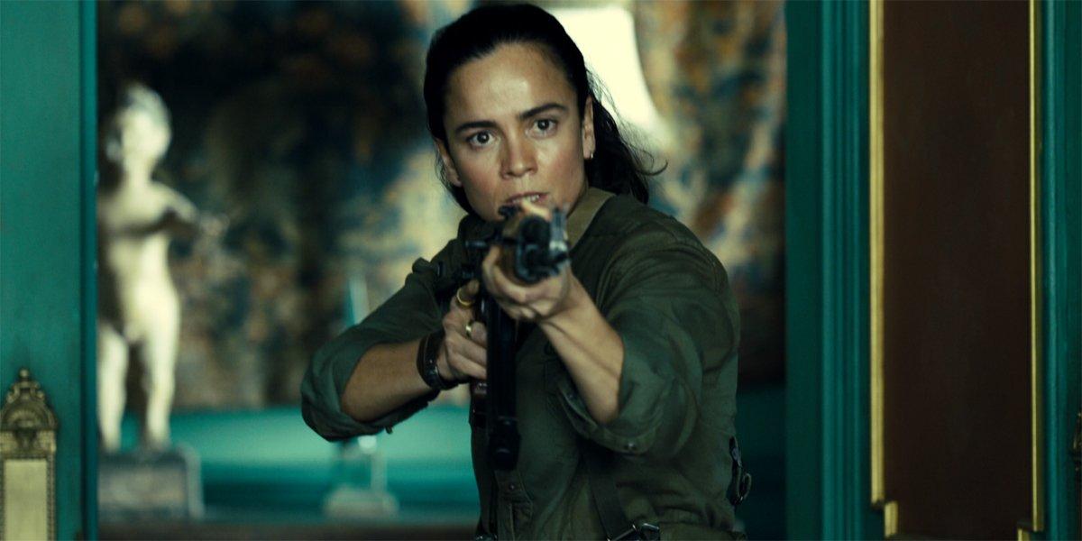 Sol Soria (Alice Braga) in The Suicide Squad