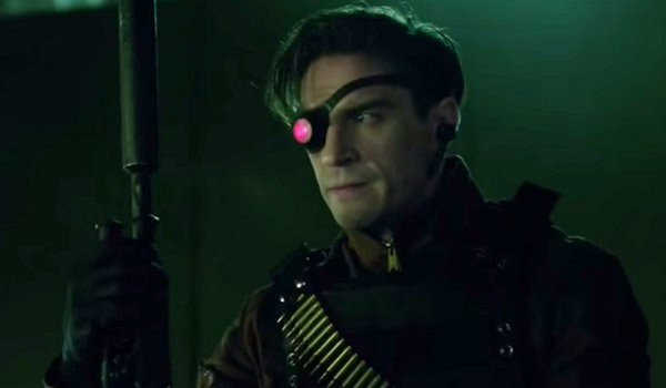 Deadshot Michael Rowe Arrow The CW