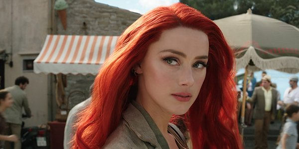Amber Heard Felt Like A Superhero Filming Aquaman