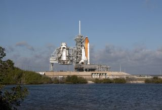 NASA Aims for Monday Space Shuttle Launch After Delay