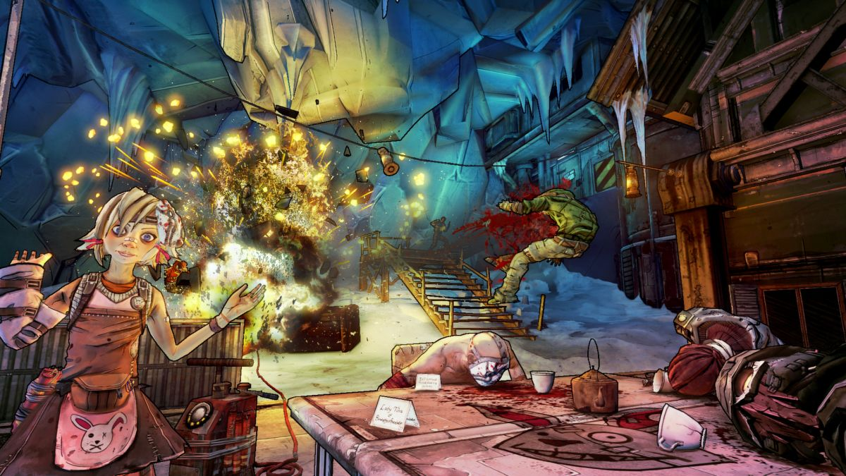 Replay Borderlands 2 with this big overhaul mod   PC Gamer