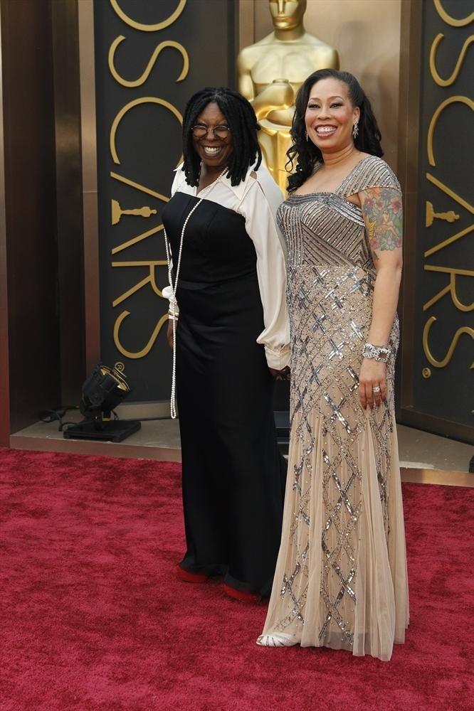 Oscar's 2014 Red Carpet Photos And Live Blog #7951