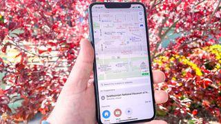 iOS 14.5 Maps update