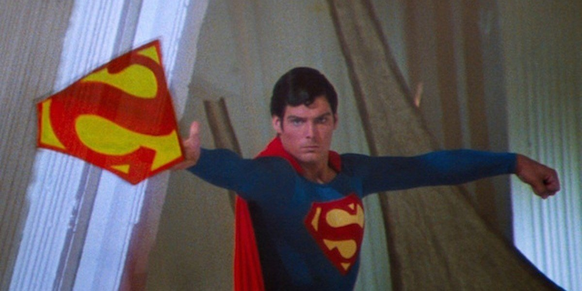 Christopher Reeve in Superman II