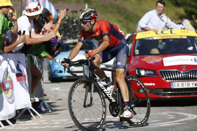 Vincenzo Nibali linked to Trek-Segafredo for 2020 - Cycling Weekly 17d9b2366