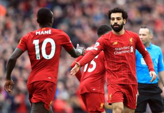 Liverpool v AFC Bournemouth – Premier League – Anfield