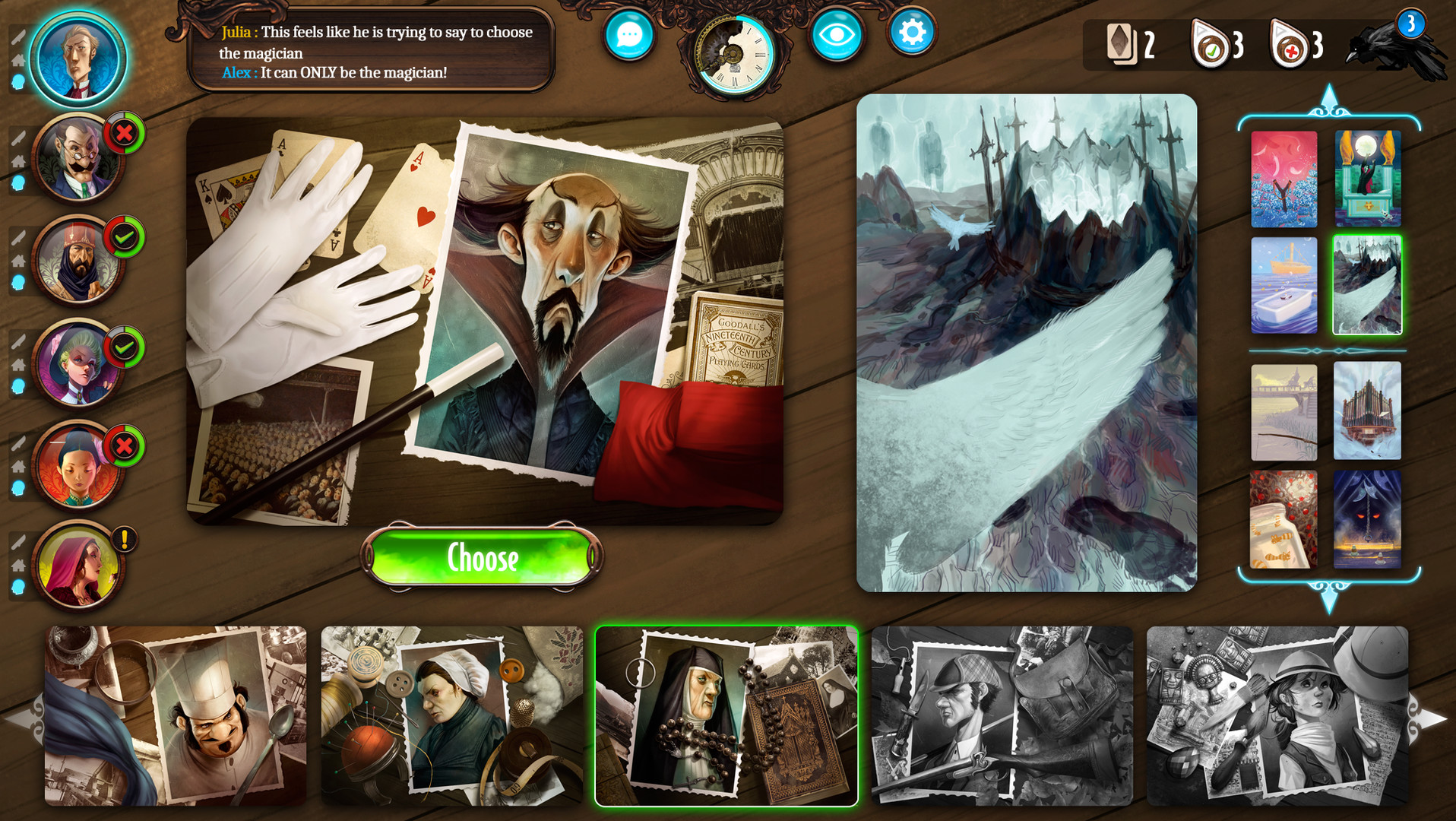 Mysterium on PC