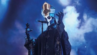Ghost performing at Bloodstock