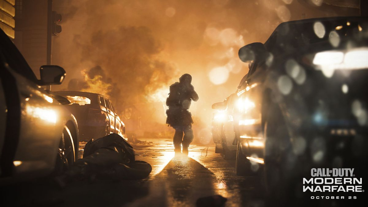 Cross-play comes to PS4 games, just in time for Call of Duty Modern Warfare