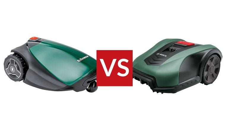 Robomow RC 308u vs Bosch Indego M+ 700