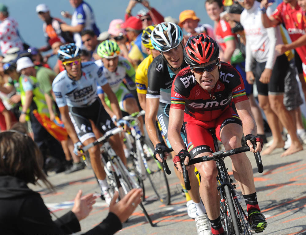 a9ee9dcf7 Cadel Evans  Highs and lows of a 20-year career - Cycling Weekly