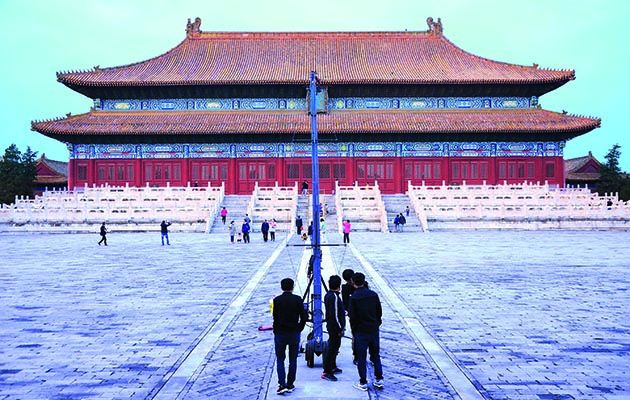 This one-off documentary goes into areas tourists never get to see, the Forbidden City in the centre of Beijing