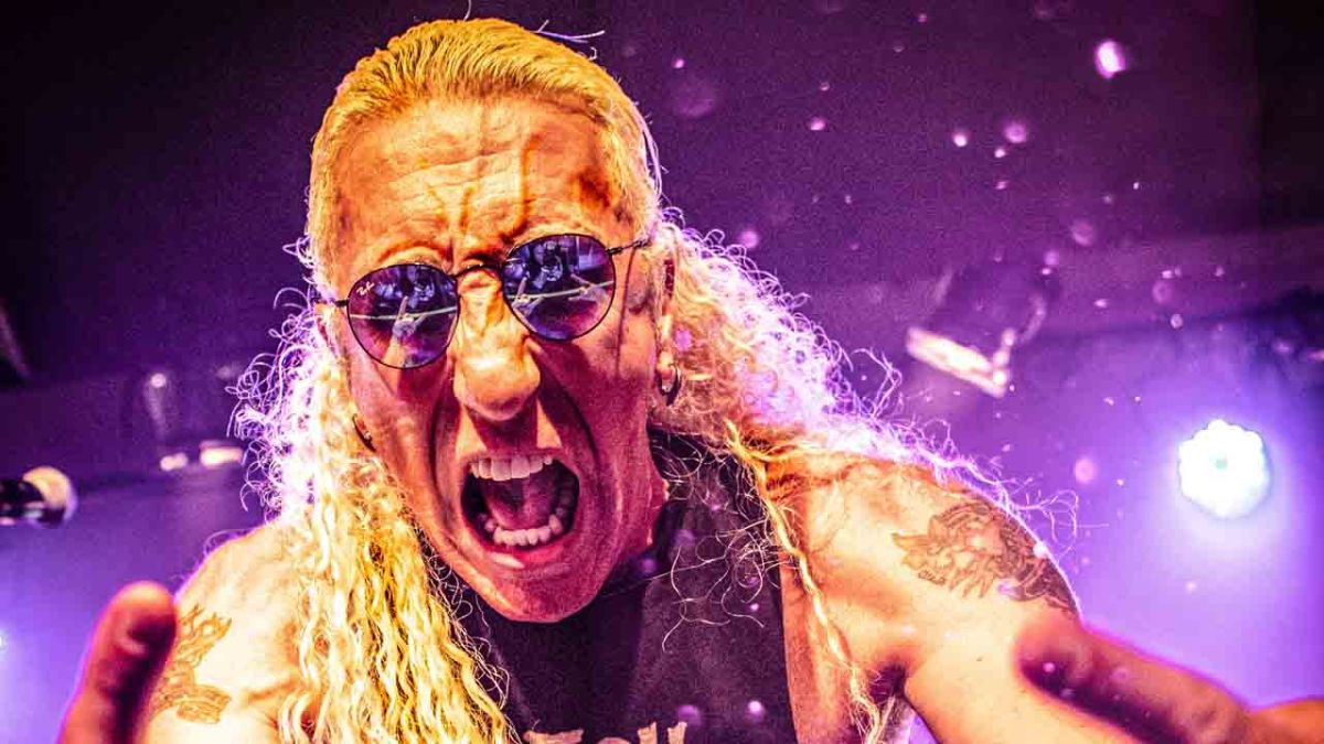 Dee Snider: The live music industry is screwed