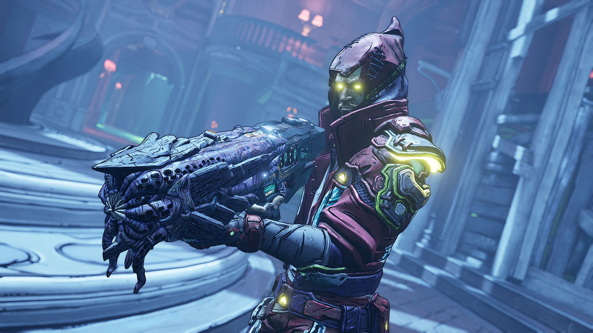 Borderlands 3 Level Cap Increase Coming Thursday And A New Takedown Event Is Live Now Gamesradar