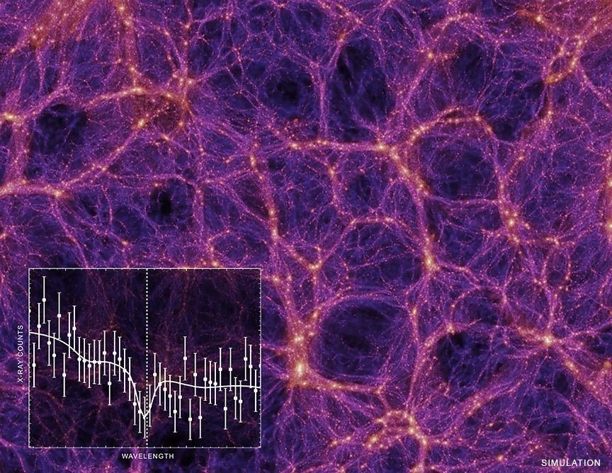 Scientists Hope They're Hot on the Heels of Universe's Missing Mass