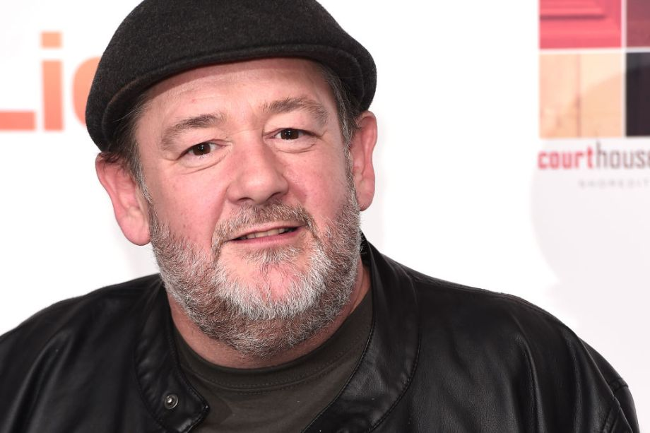Celebrity Gogglebox star Johnny Vegas