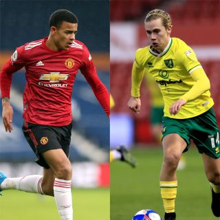 Mason Greenwood has withdrawn from England Under-21s' squad and been replaced by Todd Cantwell