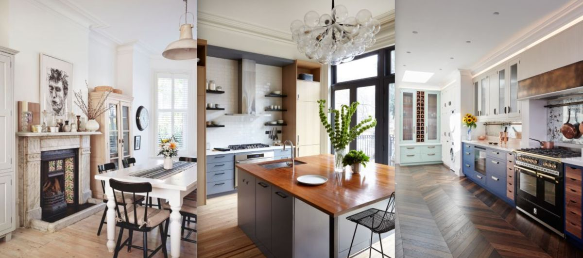 Kitchen makeovers – 10 remodeling kitchen ideas before and after