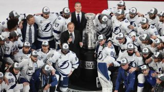 2020 fick Tampa Bay Lightning jubla, ska de återupprepa bedriften?