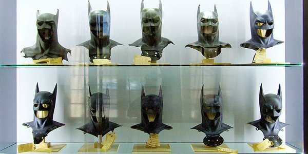 Batman Exhibit 1
