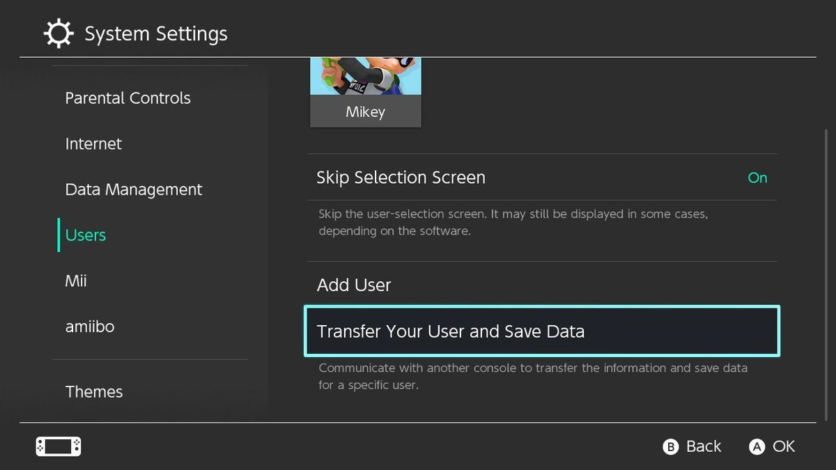 How to Transfer Save Data On Nintendo Switch | Tom's Guide
