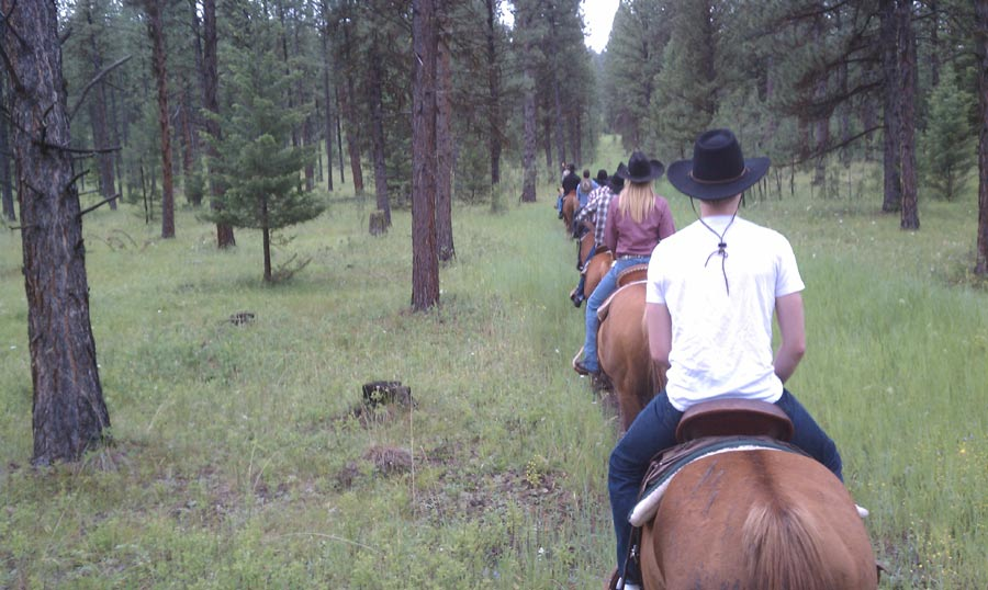 Horses, Shotguns And Scotch: My Time In Montana With Cowboys & Aliens #4955