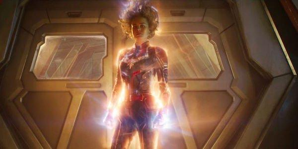 Brie Larson as Captain Marvel MCU