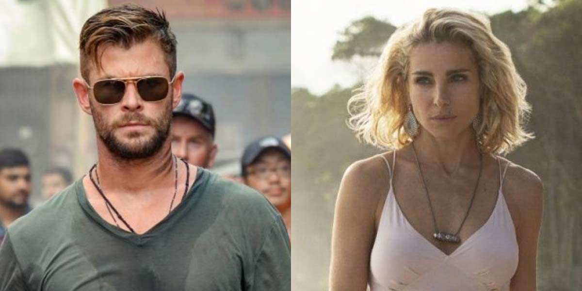 Chris Hemsworth and Elsa Pataky both star in Netflix projects