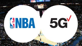 Verizon 5G NBA coverage