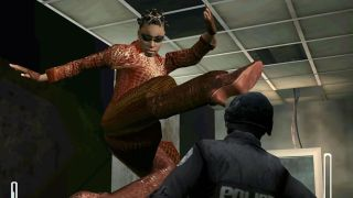 Enter The Matrix best movie tie-in games