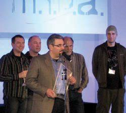 Aviom Wins MIPA Award