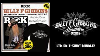 Billy F Gibbons