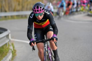 Lotte Kopecky aiming to win the Tour of Flanders