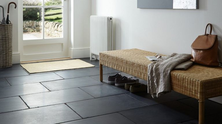 Floor tiles by Topps Tiles